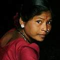 Warli Woman by Pramod Bansode