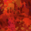 Warm Abstract 1 by Dan Sproul