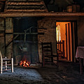 Warm Hearth by Dan McGeorge