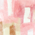 Warm Spring 2- Abstract Art By Linda Woods by Linda Woods