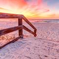 Warm Sunrise by Gary Oliver