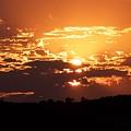 Warm Sunset by Tiffany Erdman