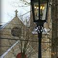 Warm Winter's Light by Debra Straub
