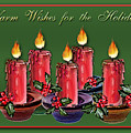 Warm Wishes by Arline Wagner