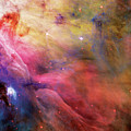 Warmth - Orion Nebula by Jennifer Rondinelli Reilly - Fine Art Photography