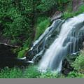 Warner Falls by Michael Peychich