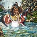 Warrior by Charles Vaughn