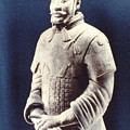 Warrior Of The Terracotta Army by Heiko Koehrer-Wagner