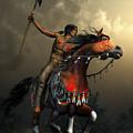 Warriors Of The Plains by Daniel Eskridge