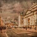 Warsaw, Poland - Krakowskie Przedmiescie by Mark Forte