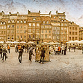 Warsaw, Poland - Old Town Square by Mark Forte