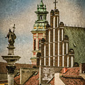 Warsaw, Poland - To Castle Square by Mark Forte