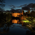 Warwick Castle At Night by Nigel Forster