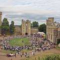 Warwick Castle by Terri Waters
