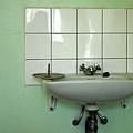 Wash Basin by Jarmo Honkanen