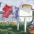 Wash Day Blues by Marsha Elliott