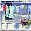 Wash Day by Cheryl Johnson