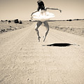 Washboard Ballet by Scott Sawyer
