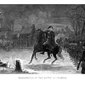 Washington At The Battle Of Trenton by War Is Hell Store