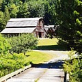 Washington Country Barn by Cherie Cokeley