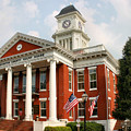 Washington County Courthouse by Kristin Elmquist
