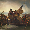 Washington Crossing The Delaware by War Is Hell Store