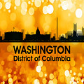 Washington Dc 3 Squared by Angelina Tamez