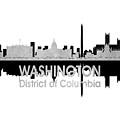 Washington Dc 4 Squared by Angelina Tamez