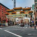 Washington D.c. Chinatown by Cityscape Photography