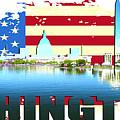 Washington Dc  by Don Kuing