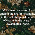 Washington Irving Quote by Matt Create