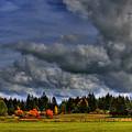 Washington Landscape by David Patterson