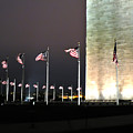 Washington Monument At Night by Artistic Photos