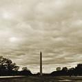 Washington Monument Landscape by Kyle Hanson