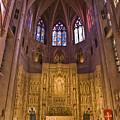 Washington National Cathedral IIi by Irene Abdou