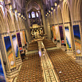 Washington National Cathedral Iv by Irene Abdou