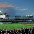 Washington Nationals In Our Nations Capitol by Thomas Marchessault