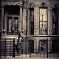 Washington Square Brownstone by Kyle Hanson