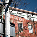 Washington Square North by John Rizzuto