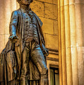 Washington Statue - Federal Hall #2 by Julian Starks