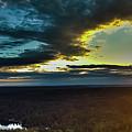 Washington Sunset by Mike Berry