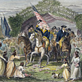 Washington: Trenton, 1789 by Granger