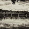 Washingtons Crossing Bridge by Bill Cannon