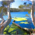 Wat-0002 Avoca Estuary by Digital Oil