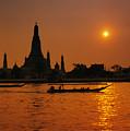 Wat Anun Temple by Gloria & Richard Maschmeyer - Printscapes