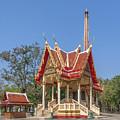 Wat Ban Na Meru Or Crematorium Dthst0187 by Gerry Gantt