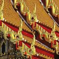 Wat Benjamabophit by Gloria & Richard Maschmeyer - Printscapes