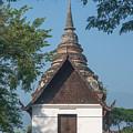 Wat Jed Yod Phra Ubosot Dthcm0967 by Gerry Gantt
