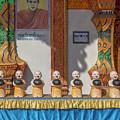Wat Mae Faek Luang Phra Wihan Daily Merit Bowls Dthcm1879 by Gerry Gantt