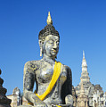 Wat Mahathat by Gloria & Richard Maschmeyer - Printscapes